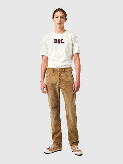 Diesel - D-Macs 069XQ, Marrone Chiaro - Jeans - Image 5