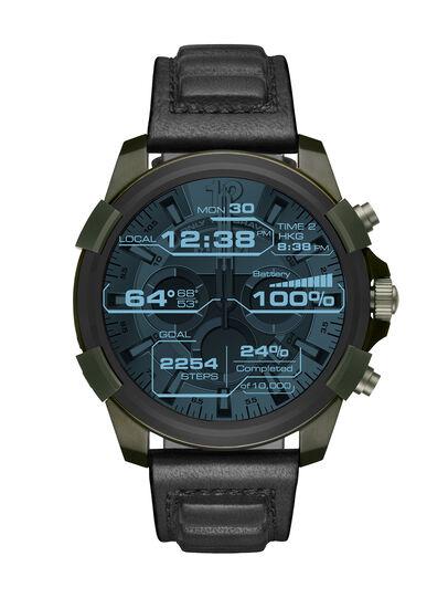 Diesel - DT2003, Verde Militare - Smartwatches - Image 2