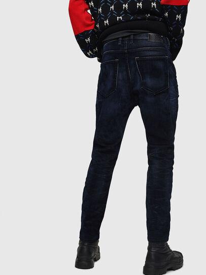Diesel - D-Vider 0091U, Blu Scuro - Jeans - Image 2