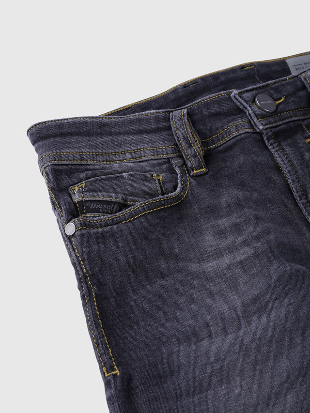 Diesel - SLEENKER-J-N, Nero Jeans - Jeans - Image 3