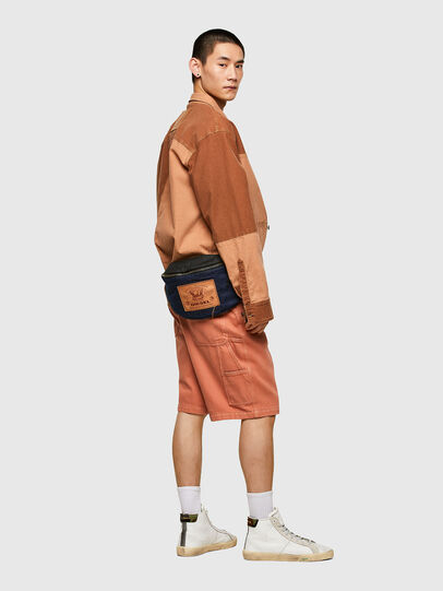 Diesel - D-FRANKY-SHORT-SP, Arancione - Shorts - Image 5