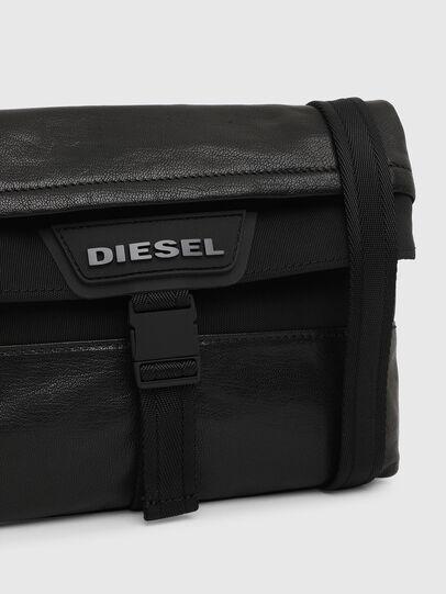 Diesel - ECHINO R, Nero - Borse a tracolla - Image 6