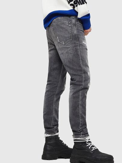 Diesel - D-Eetar 0890F, Grigio Chiaro - Jeans - Image 4