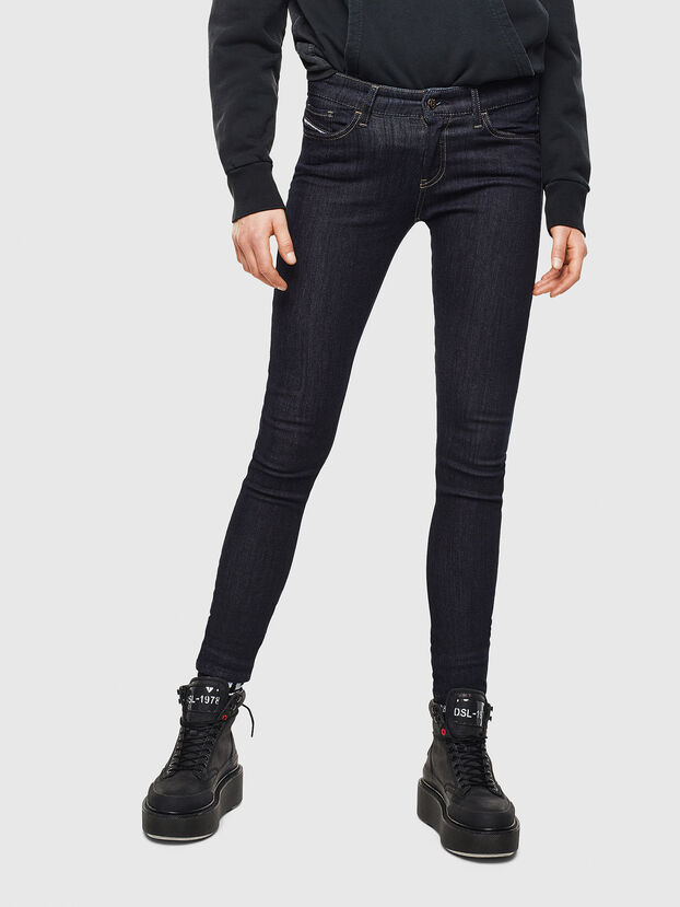 Slandy 0813C, Blu Scuro - Jeans