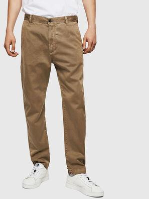 P-JARED, Beige - Pantaloni