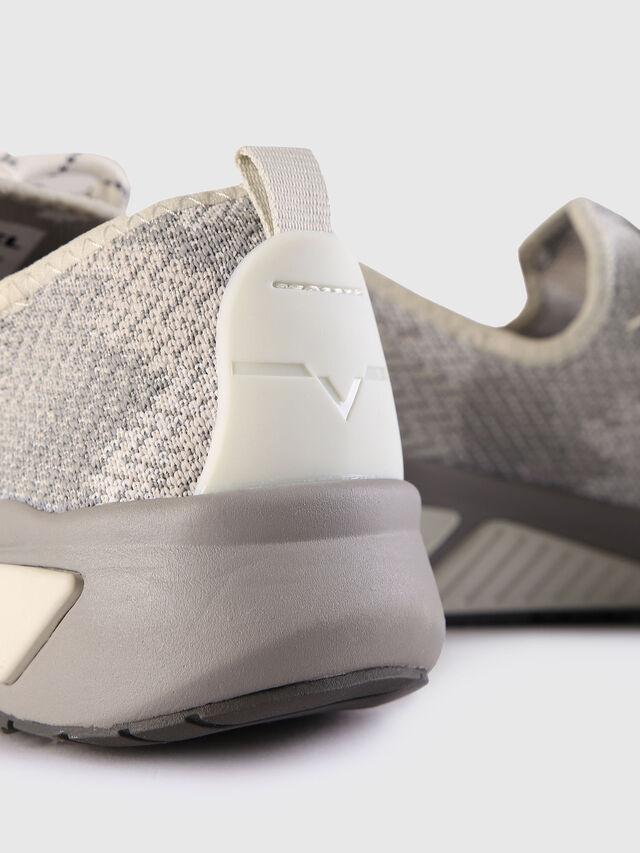 Diesel - S-KBY, Grigio - Sneakers - Image 6