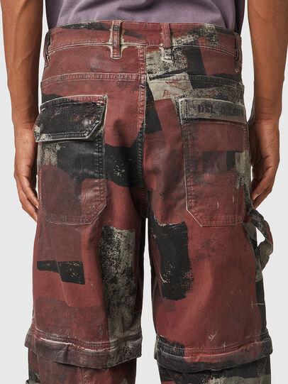 Diesel - D-Multy JoggJeans® 0CEAM, Rosa/Nero - Jeans - Image 4