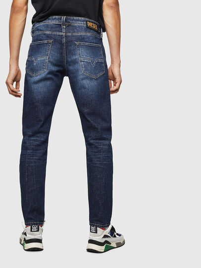 Diesel - Larkee-Beex 083AU, Blu Scuro - Jeans - Image 2