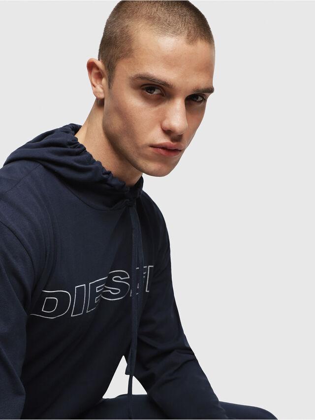 Diesel - UMLT-JIMMY, Blu Notte - T-Shirts - Image 3