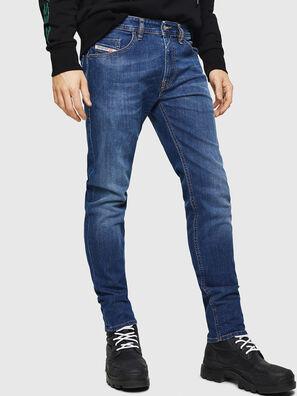 Thommer 082AZ, Blu Scuro - Jeans