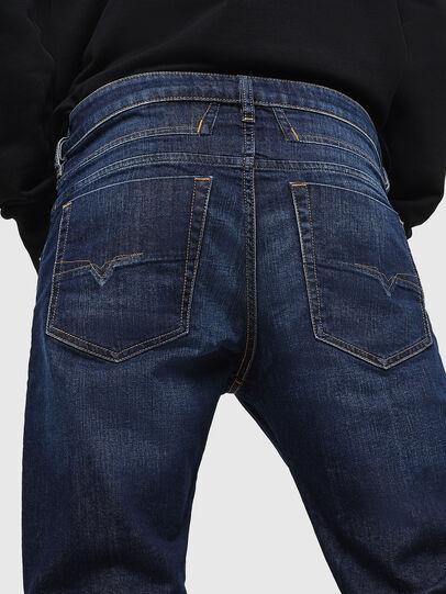 Diesel - D-Bazer 082AY, Blu Scuro - Jeans - Image 4