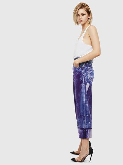 Diesel - D-Reggy 069NW, Blu medio - Jeans - Image 4