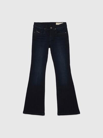 Diesel - LOWLEEH-J-N, Blu Scuro - Jeans - Image 1