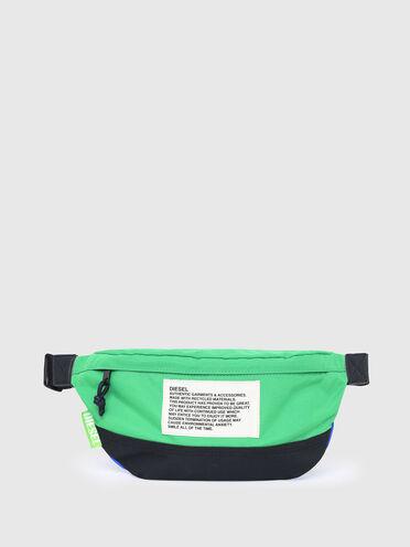 Marsupio colour block Green Label