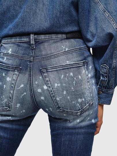 Diesel - Babhila 0091Y, Blu medio - Jeans - Image 5