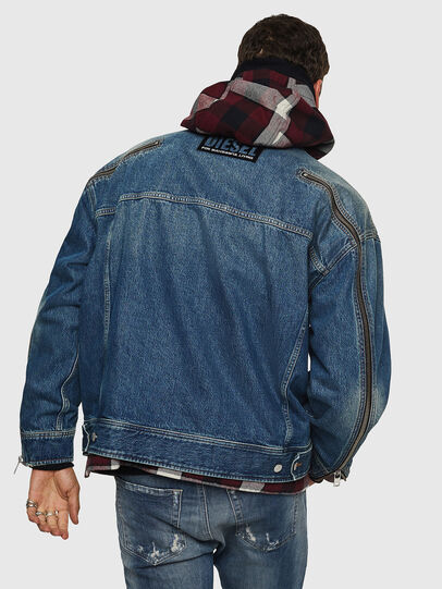 Diesel - D-LORY,  - Giacche in denim - Image 2