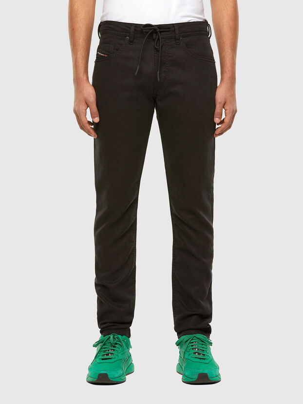 Thommer JoggJeans 069NC, Nero/Grigio scuro - Jeans