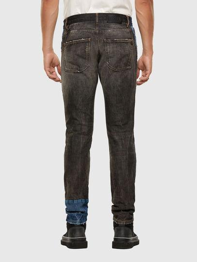 Diesel - D-Kras 009EA, Nero/Grigio scuro - Jeans - Image 2