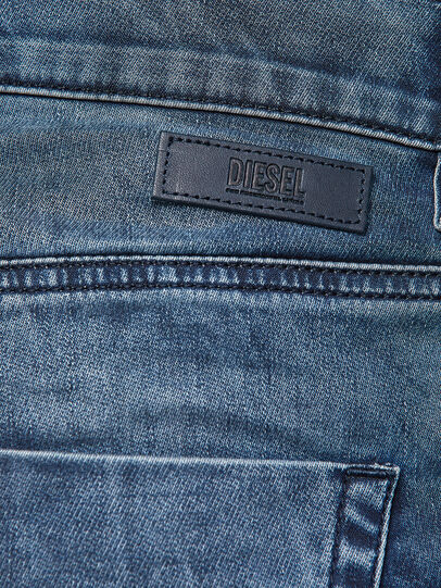 Diesel - Krailey JoggJeans 069NZ, Blu medio - Jeans - Image 4
