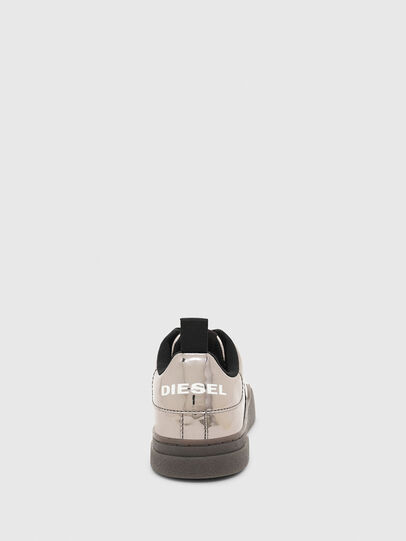 Diesel - S-CLEVER LOW LACE W, Argento - Sneakers - Image 5