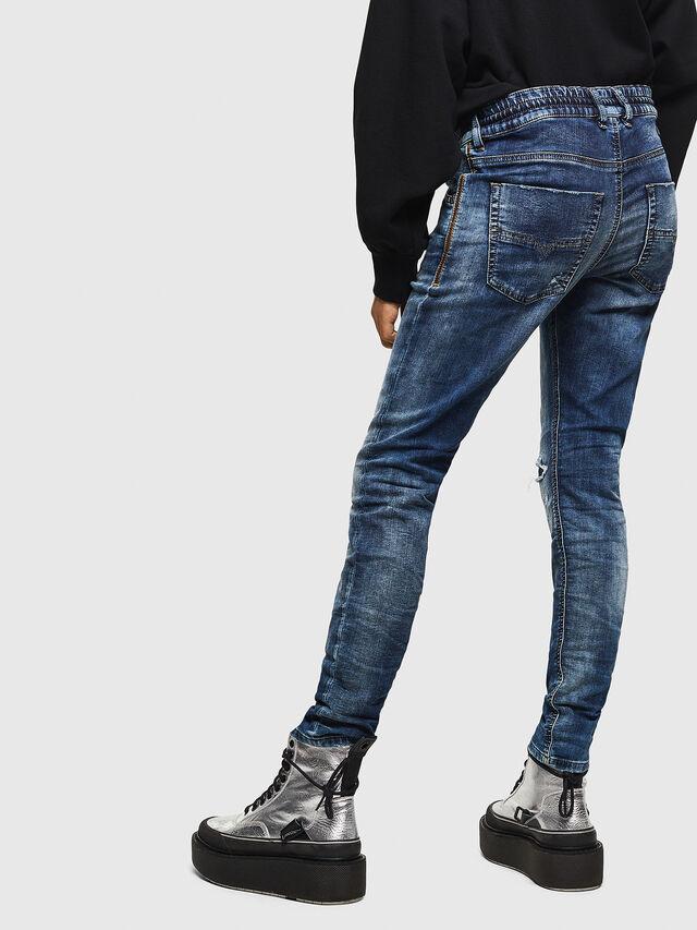 Diesel - Krailey JoggJeans 069AA, Blu Scuro - Jeans - Image 2