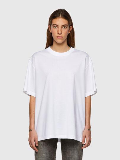 Diesel - T-SHARP, Bianco - T-Shirts - Image 1