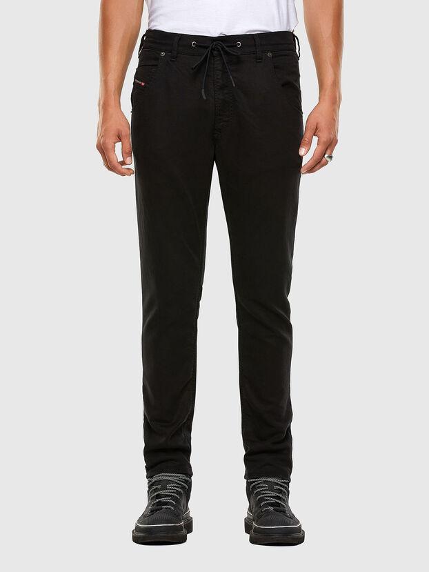 Krooley JoggJeans 069NC, Nero/Grigio scuro - Jeans