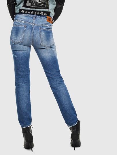 Diesel - D-Rifty 0097B, Blu medio - Jeans - Image 2