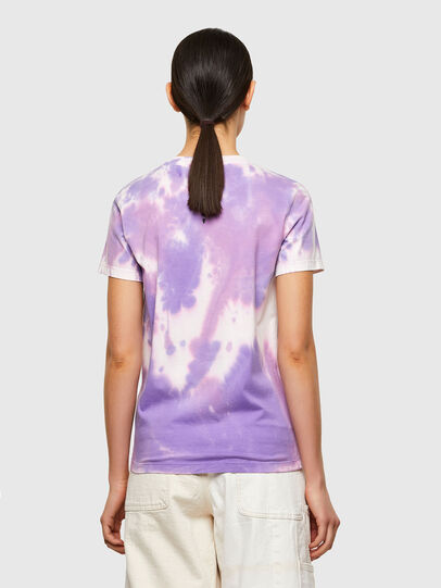 Diesel - T-SILY-A12, Lilla - T-Shirts - Image 2