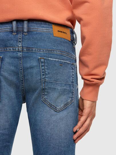 Diesel - Thommer 009ES, Blu Chiaro - Jeans - Image 3