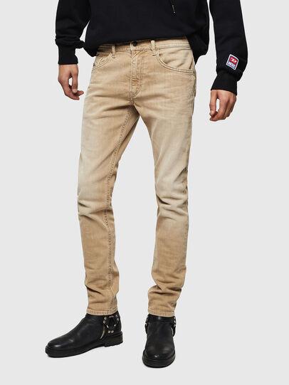 Diesel - Thommer 0890E, Marrone Chiaro - Jeans - Image 1