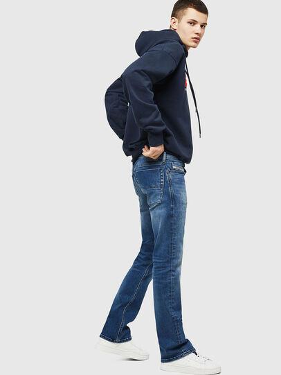 Diesel - Zatiny CN027, Blu medio - Jeans - Image 5