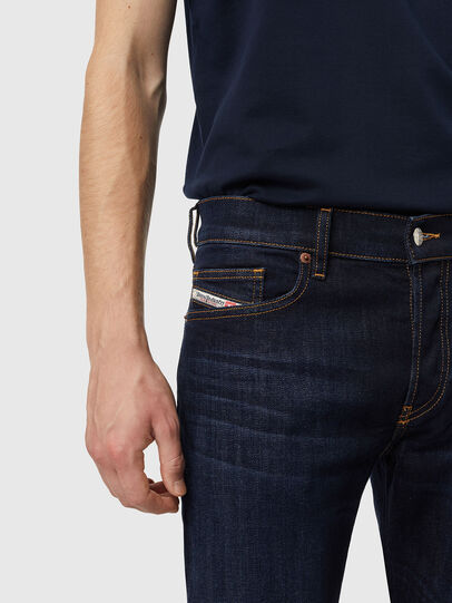 Diesel - D-Mihtry 009ZS, Blu Scuro - Jeans - Image 3