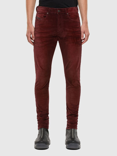 Diesel - D-Amny 069PS, Rosso - Jeans - Image 1
