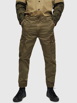 P-PHANTOSKY, Verde Militare - Pantaloni