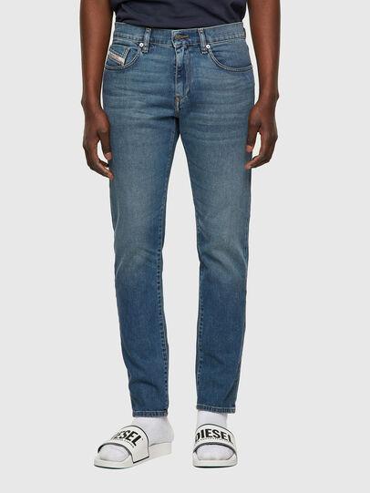 Diesel - D-Strukt 009EI, Blu medio - Jeans - Image 1
