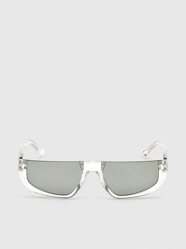 DL0315, Bianco - Occhiali da sole