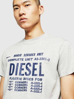 T-DIEGO-B6, Grigio Chiaro - T-Shirts