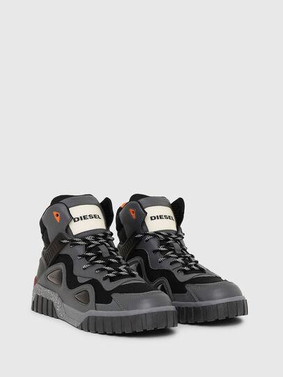 Diesel - S-RUA SP, Grigio scuro - Sneakers - Image 2