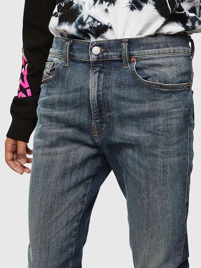 Diesel - D-Amny 069KG, Blu Scuro - Jeans - Image 3