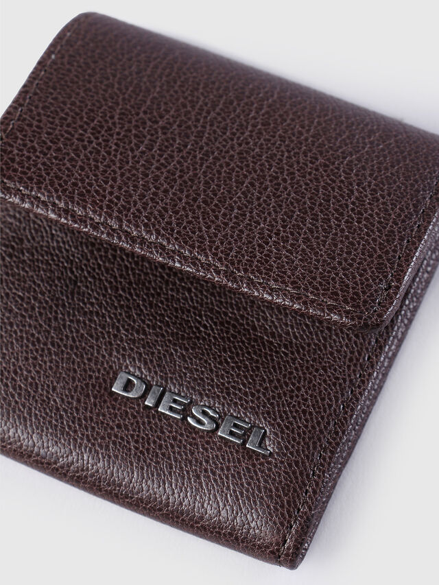 Diesel - KOPPER, Testa di Moro - Portafogli Piccoli - Image 3