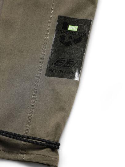 Diesel - D-ARGO-JOGG, Verde Militare - Pantaloni - Image 5