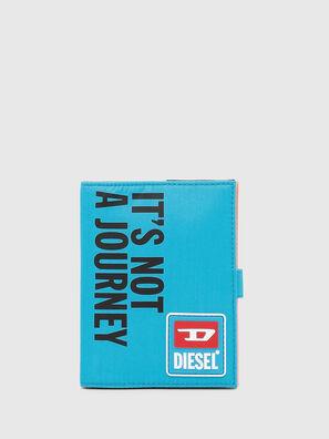 PASSPORT II, Azzurro - Portafogli Continental