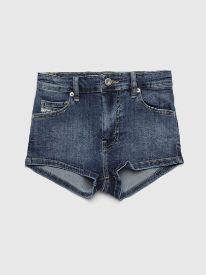 Diesel - PGINGHER, Blu Scuro - Shorts - Image 1