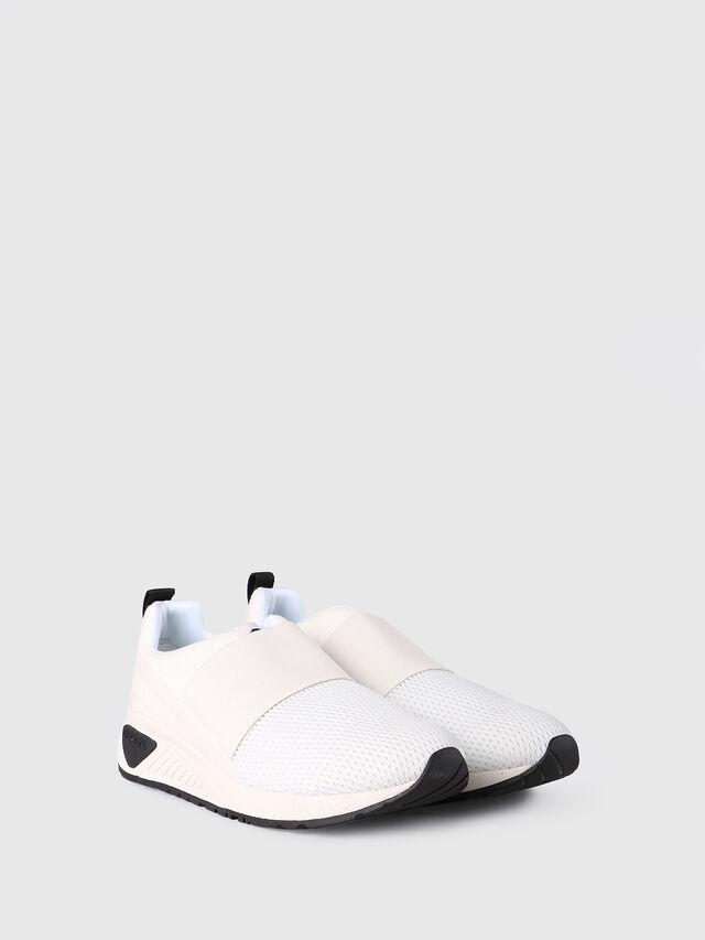 Diesel - S-KB ELASTIC, Bianco - Sneakers - Image 2