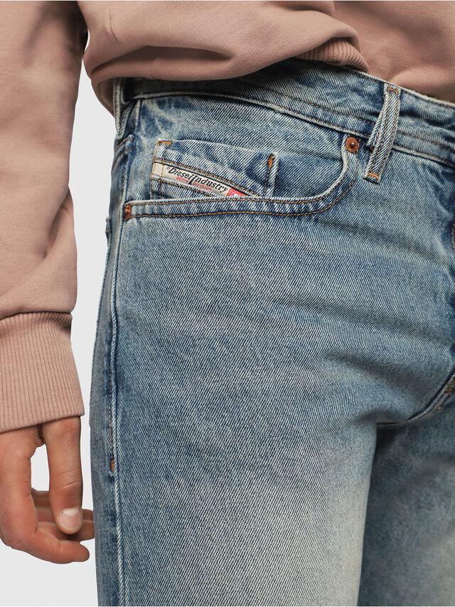 Diesel - Buster 0076I, Blu Chiaro - Jeans - Image 3
