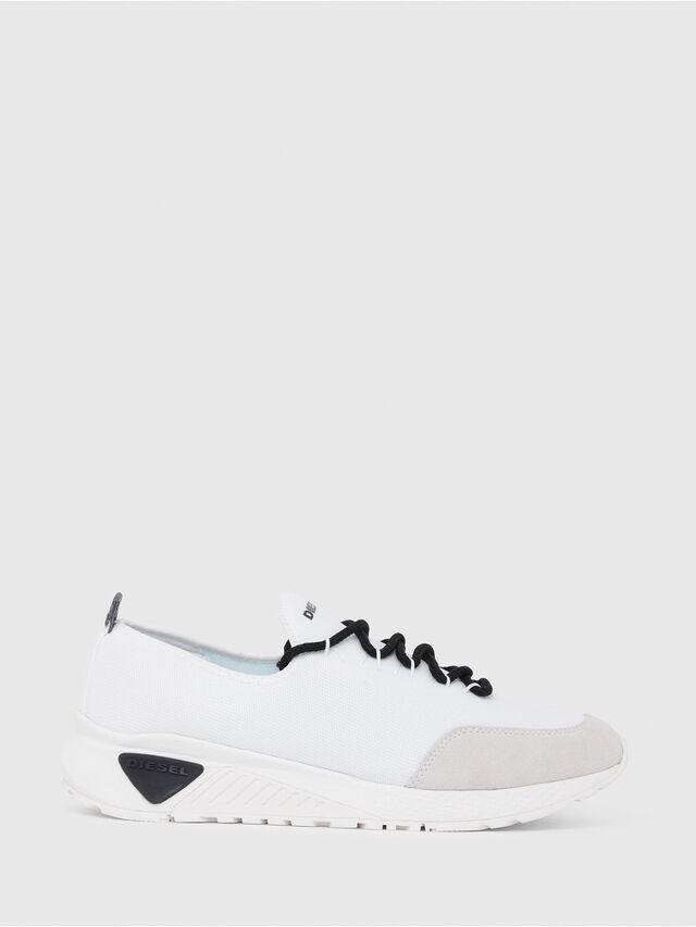 Diesel - S-KBY, Bianco - Sneakers - Image 1