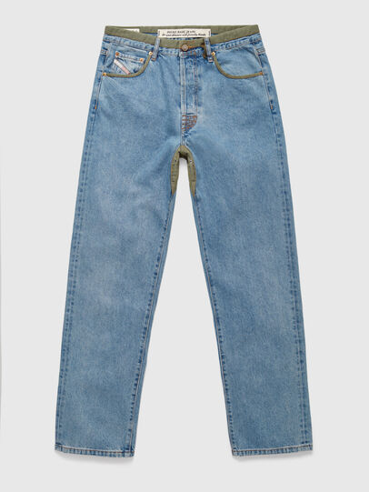 Diesel - DxD-P3 0CBBI, Blu Chiaro - Jeans - Image 1