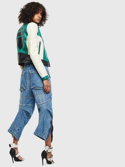 Diesel - DE-MIRY, Blu Jeans - Pantaloni - Image 4