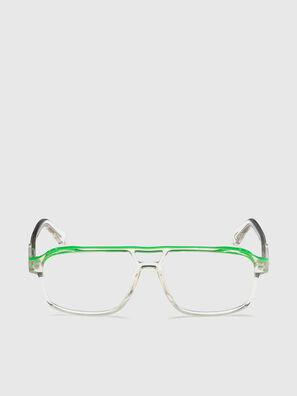 DL5309, Verde - Occhiali da vista